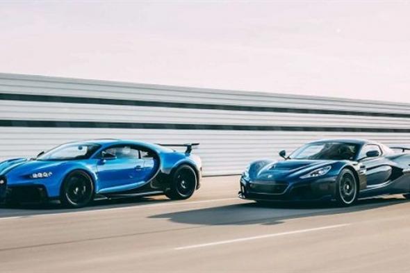 تعاون مشترك بين ريماك وبوجاتي لتطوير السيارات في المستقبل