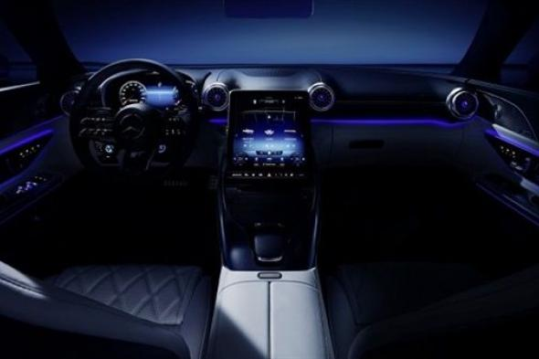 """مرسيدس تعلن تفصايل سيارتها الجديدة """"AMG SL رودستر"""""""