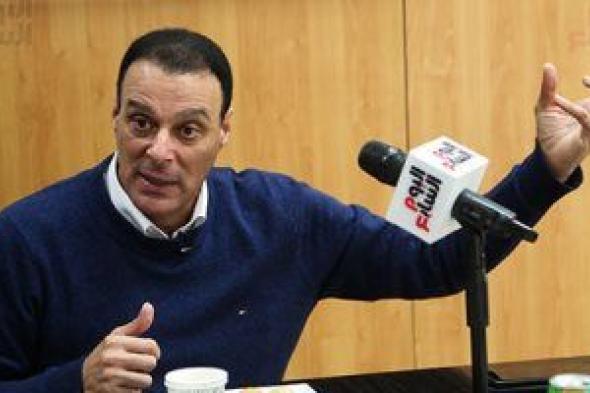 عصام عبد الفتاح: الحكام أصبحوا الحلقة الأضعف فى المنظومة الرياضية