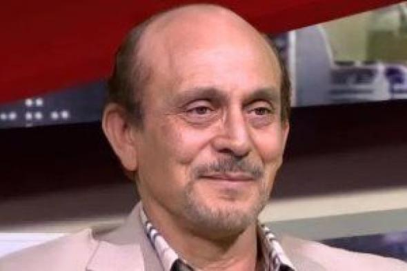 محمد صبحى: المسرح هو 90% من الهواء الذى أتنفسه وعشقى الأول والأخير