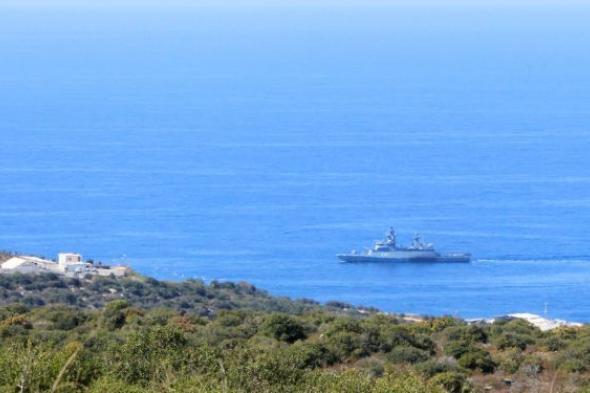 زورق إسرائيلي يخرق المياه الإقليمية اللبنانية